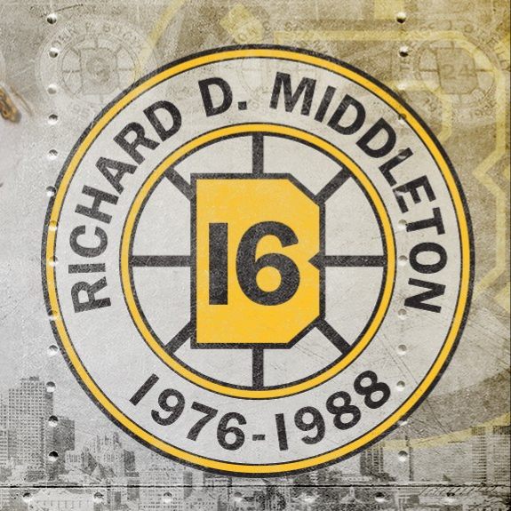 Rick Middleton To Have His Number Retired By Boston Bruins