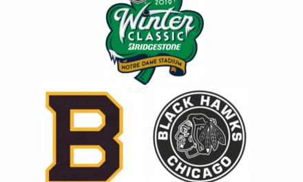 Bruins Winter Classic Logo Announced