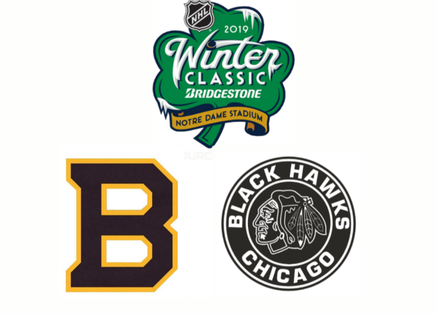 05344d5d5 Boston Bruins 2019 NHL Winter Classic Logo Announced
