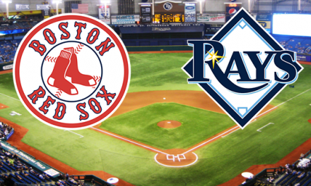 Preview of the Red Sox last meeting with the Rays in 2018.
