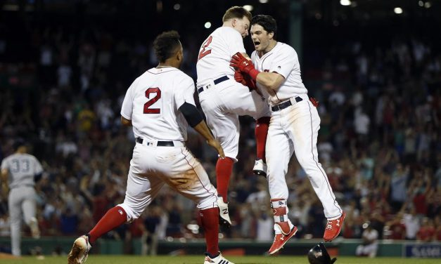 Red Sox Run Away With The American League East
