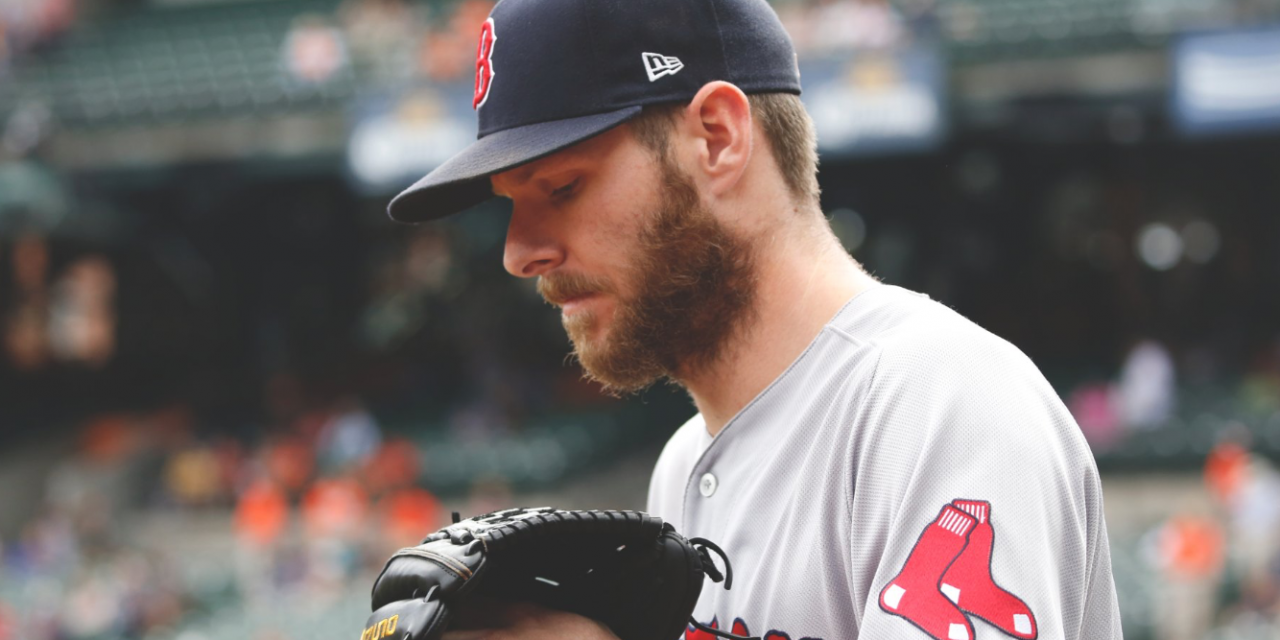 Can Chris Sale Become the Legend Pedro Martinez Was in Boston?