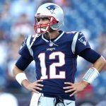 Brady Having Trouble Trusting His Receivers
