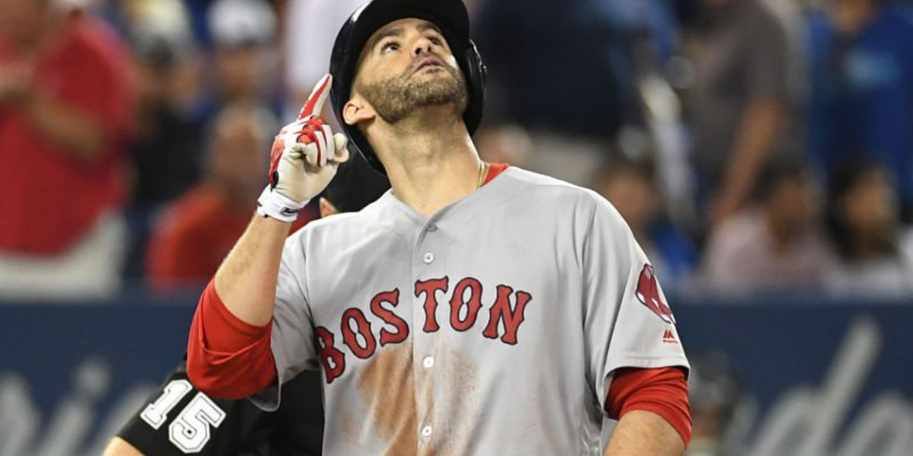 Why JD Martinez Could End Up Being The GREATEST Red Sox Free Agent Acquisition