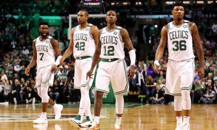 Countdown To Celtics Tipoff: 67 Days
