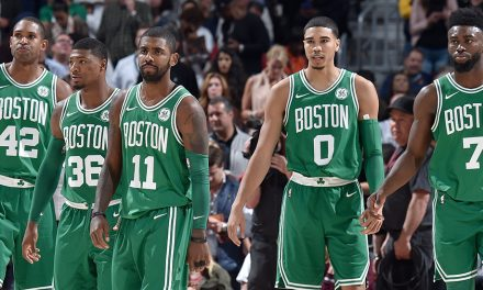 The Celtics Stand Between the Warriors and Glory