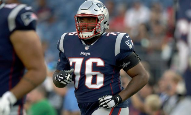 Isaiah Wynn Tore Achilles vs. Eagles, out for the Year