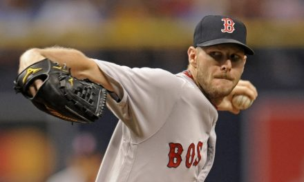 With AL East Lead Down to 6.5, Boston Needs Their Ace Back