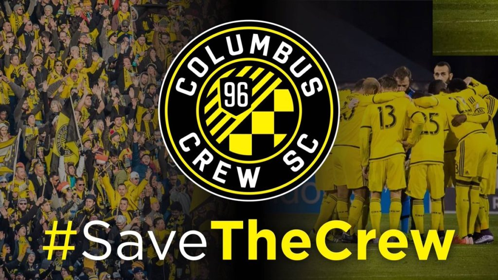 New England Stands With #SaveTheCrew