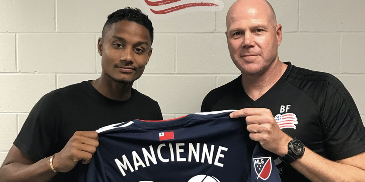 sports shoes 81847 c1ab1 NERevs Sign English Defender Michael Mancienne | Boston ...