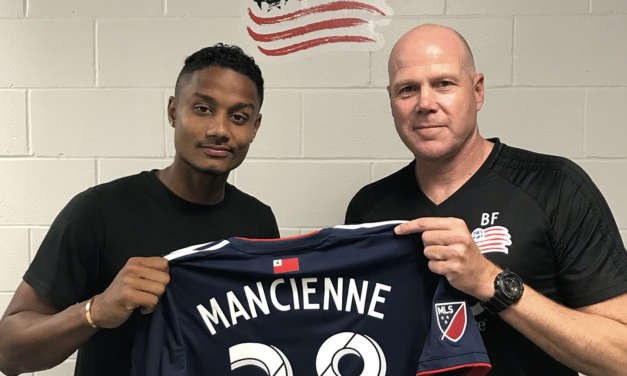 #NERevs Sign English Defender Michael Mancienne