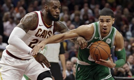 Jayson Tatum vs LeBron James By the Numbers