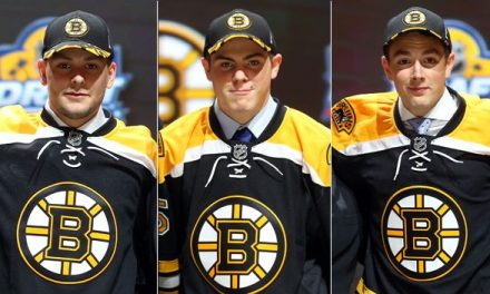 Looking Back at the Bruins 2015 Draft
