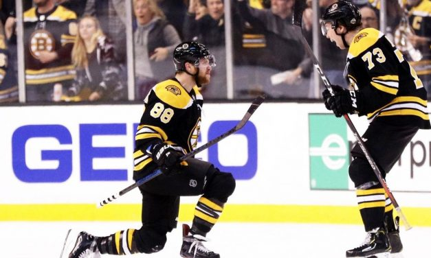 Bruins Youth Movement Key To The Future