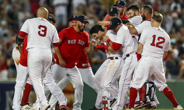 It's World Series or Bust For the Red Sox