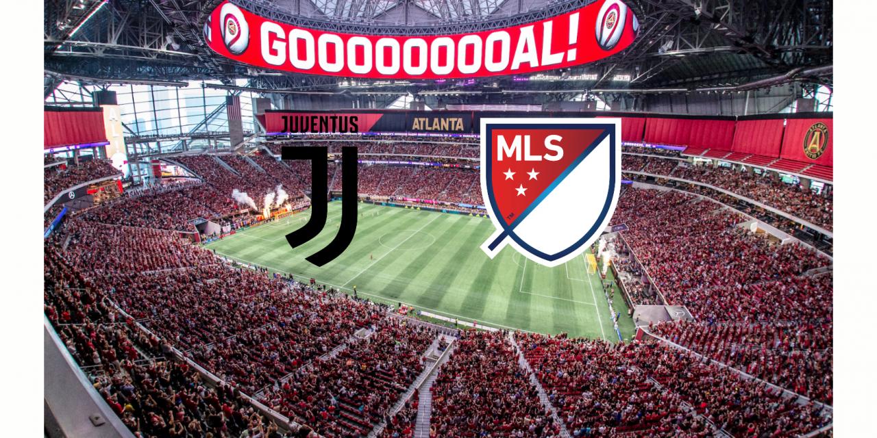 Juventus Beat MLS All-Stars