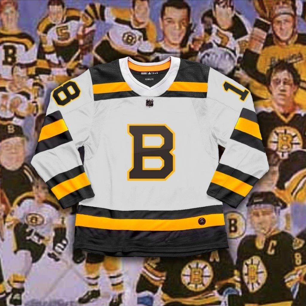 Boston Bruins 2019 NHL Winter Classic Logo Announced d22b98a19