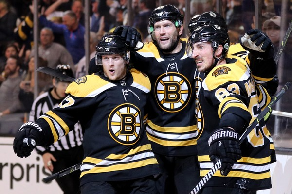 Can The Bruins Repeat The Scoring Output of Last Season?