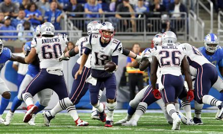 Patriots Film Study: Positives Shines in Loss to Lions