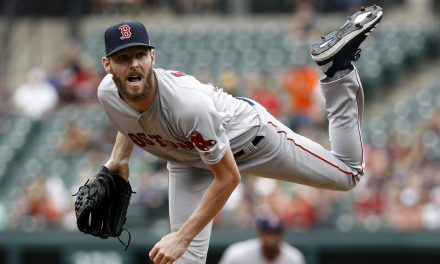 Chris Sale Is Making His Return, but Very Cautiously