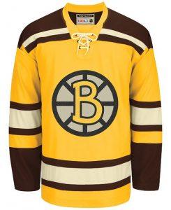 Boston Bruins Winter Classic Player Jersey