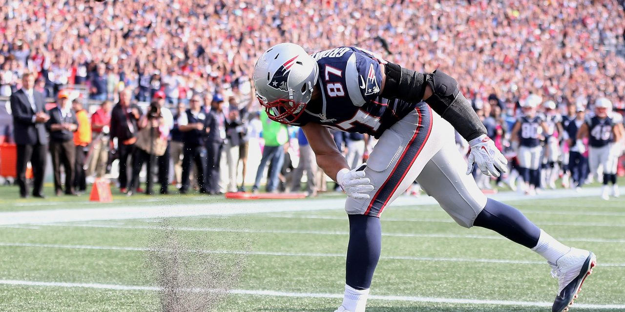 Will Gronk be Knock, Knock, Knockin' on Seven's Door?