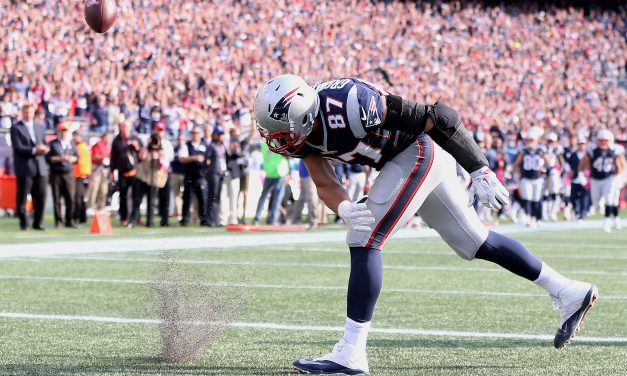 Gronk spikes trade deal – No Brady, No Dice