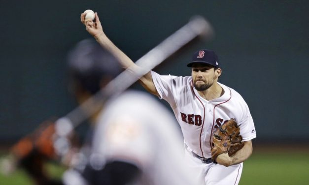 Alex Cora's Secret Weapon: Nathan Eovaldi