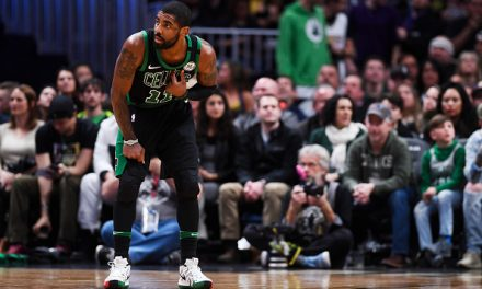 Kyrie Irving Drama Comes To End – Or Not