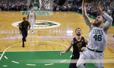 What Will Aron Baynes' Role Look Like This Season?