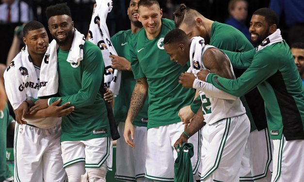 Are the Boston Celtics Too Deep?