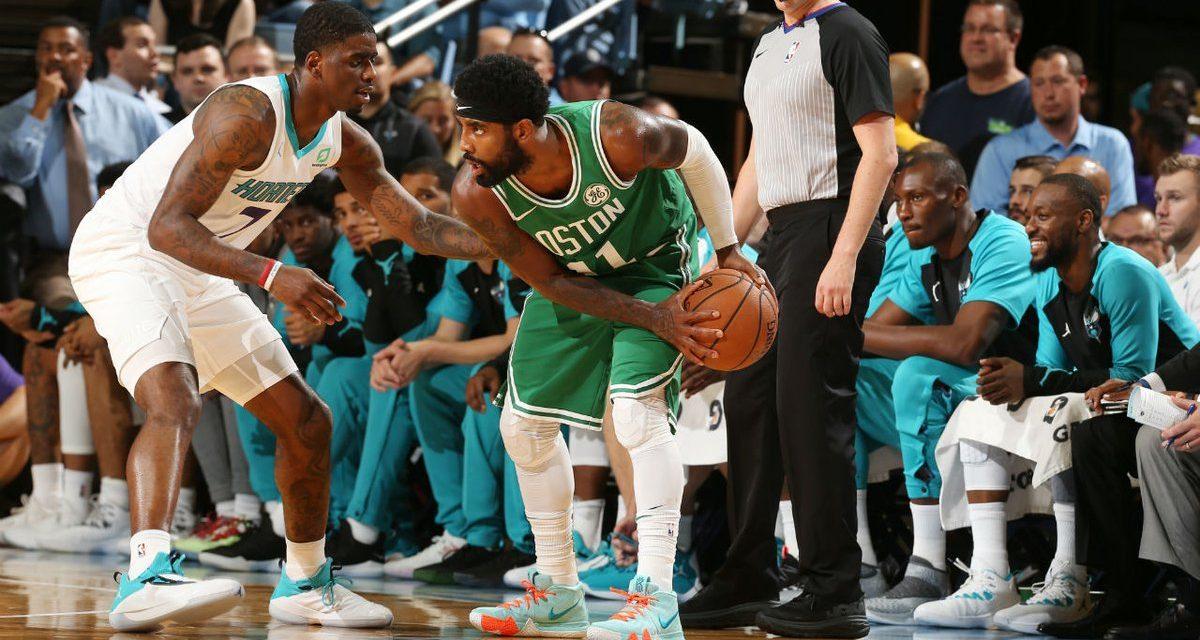 Three Takeaways: Celtics 97, Hornets 104