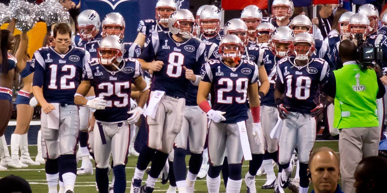 Patriots announce their team captains