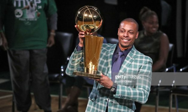 Comparing 2018-19 Celtics with 2007-08 Championship Team