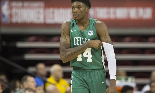 Boston Celtics' Rookie Robert Williams Still Not Cleared for 5-On-5 Action