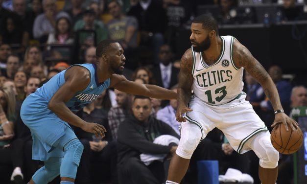 Three Takeaways: Celtics 115, Hornets 112