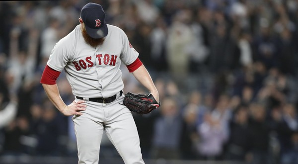 The Red Sox Bullpen Feels Shaky. Does it Matter?