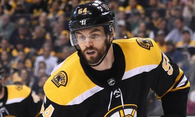 Bruins Trade Adam McQuaid to New York