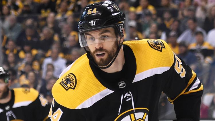 Bruins trade defenseman Adam McQuaid to Rangers
