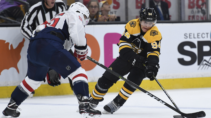 Jakub Lauko Signed; Bruins Announce More Training Camp Transactions