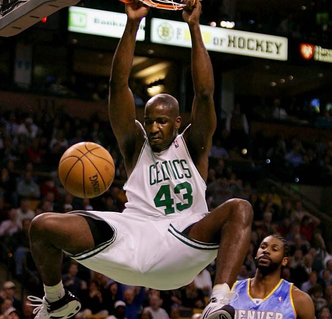 Countdown to Celtics Tipoff: 43 Days