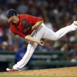 Red Sox Shut Down Tyler Thornburg