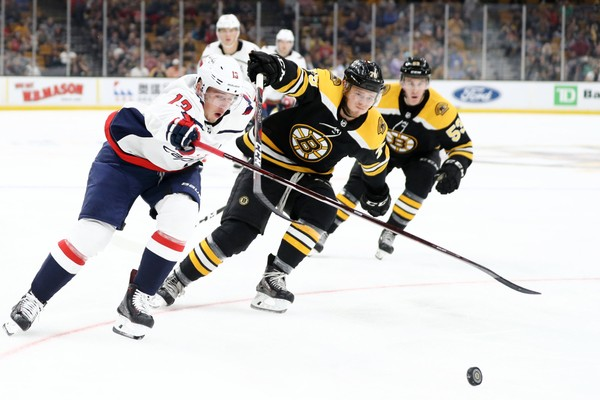 Latest Training Camp Transactions: Boston Bruins