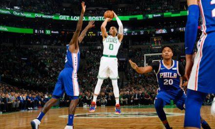 Three Takeaways: Celtics 105, 76ers 87