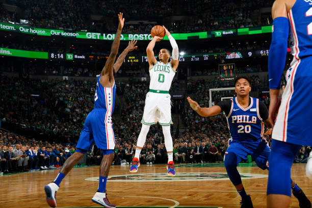 Three Takeaways: Celtics 105, 76ers 87