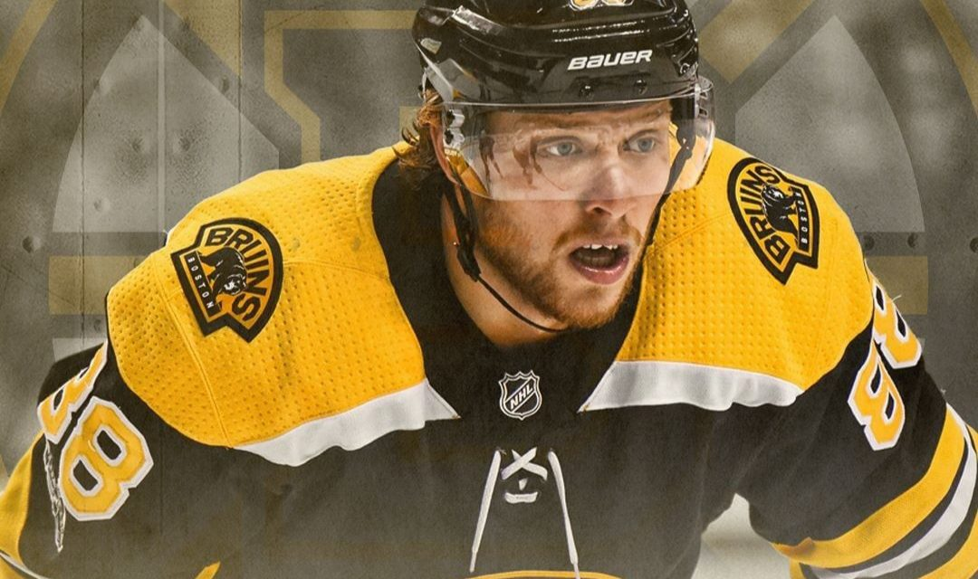 PASTRNAK: Bruins and NHL Superstar on the Rise