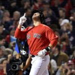 Red Sox Hang On, Draw First Blood in ALDS