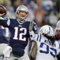 1fb36929181 Tom Brady's history VS. Andrew Luck | Boston Sports Extra