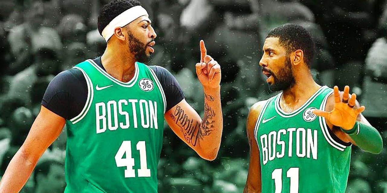 Anthony Davis to Celtics is Inevitable 8898b9045