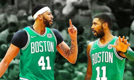 Anthony Davis to Celtics is Inevitable